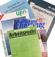 Publikationen zu Arbeitsrecht in der Luftfahrt